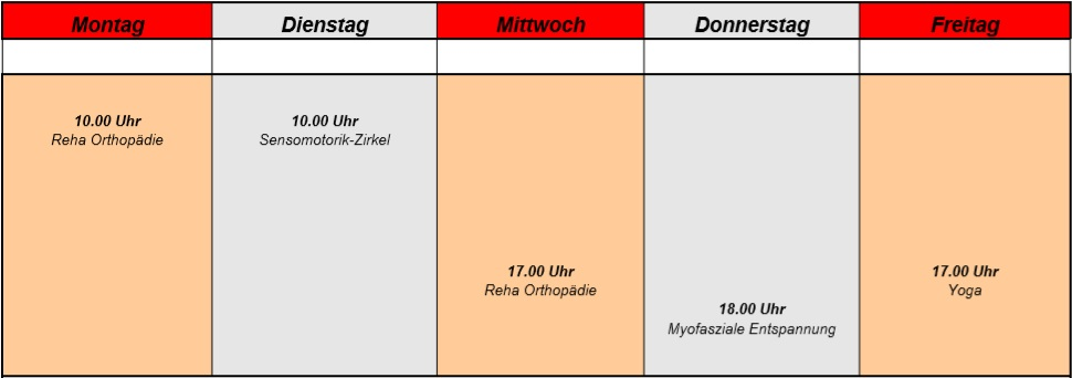 Kursprogrammm Otterbach